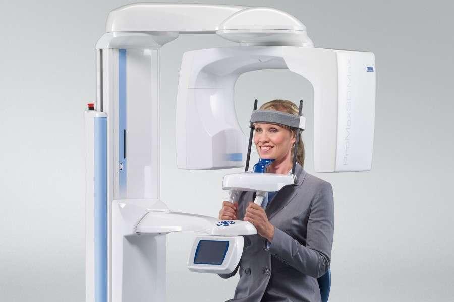 Planmeca ProMax® 3D digitalna slika