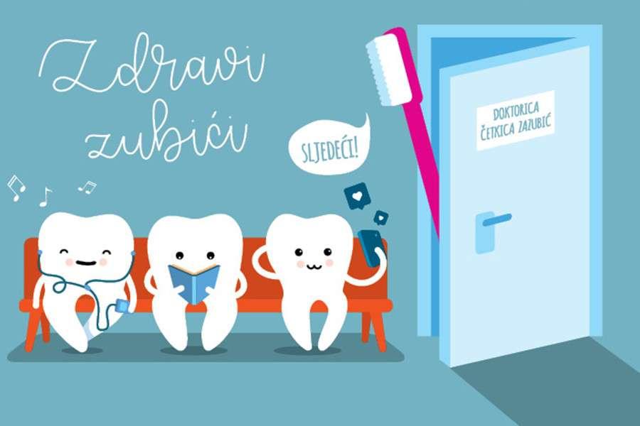 Edukacija o unapređenju oralnog zdravlja kod djece predškolske dobi
